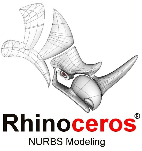 McNeel Rhinoceros organické modelovanie. McNeel Rhinoceros - najvýhodnejší pomer cena/výkon. McNeel Rhinoceros (Rhino) je NURBS modelár.