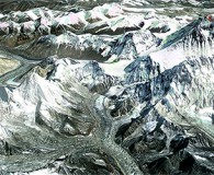 GE-Terrain - doplnok pre Maxon Cinema 4D - Google Earth importer