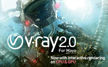 ChaosGroup V-Ray Maya