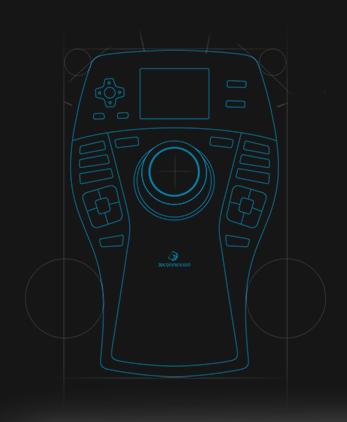 Technical Specification 3Dconnexion SpacePilot Pro