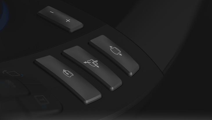 settings Keys 3Dconnexion SpacePilot Pro